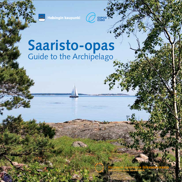 Archipelago guide to the sailing area outside Helsinki