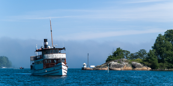 You don't need your own boat to visit many of the islands east of Helsinki