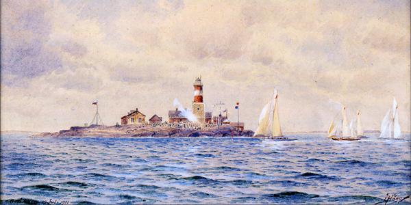 By Gråhara, Jacob Hägg, 1911