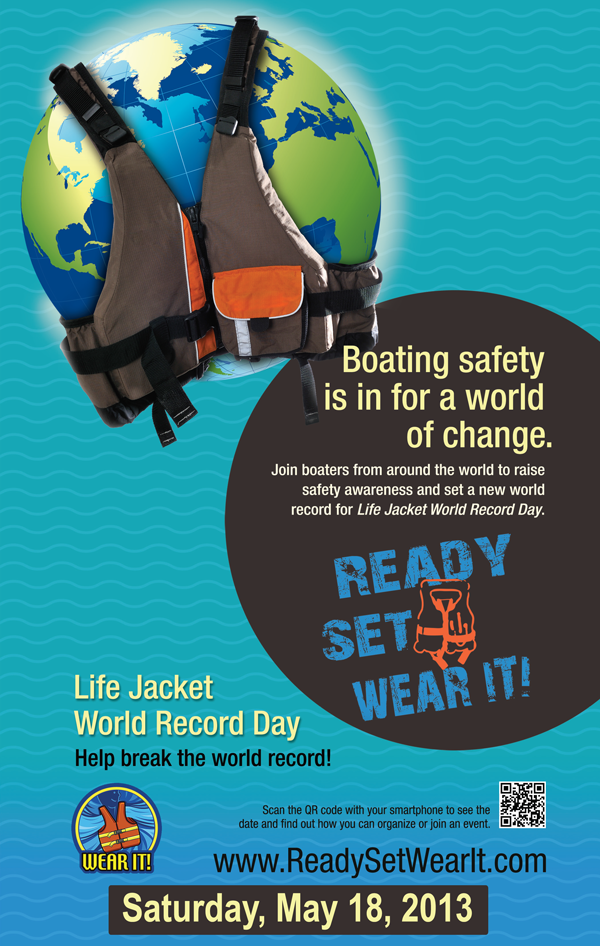 National Safe Boating poster 2013