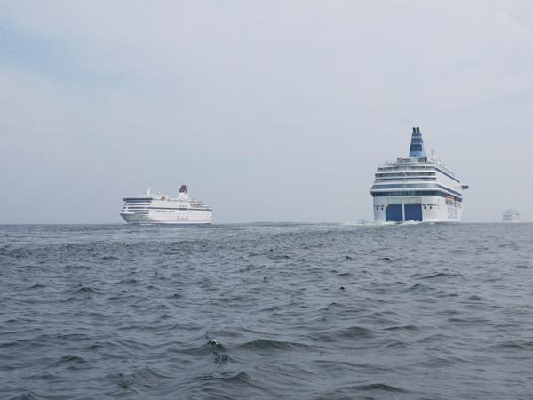 Cruising Ships