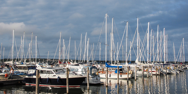 Mariehamn east harbor/marina