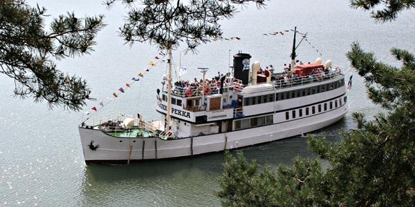 Steamship Ukko-Pekka