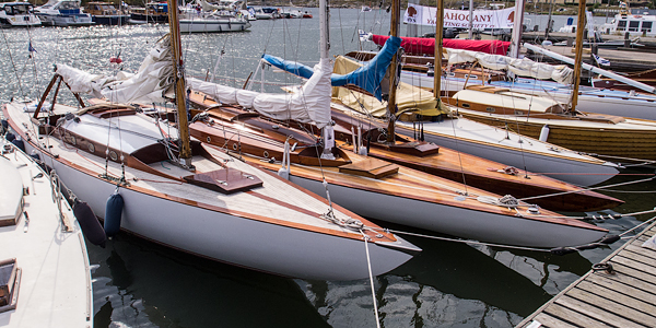 The race is also very much about seeing and being seen, the biggest annual show case for wooden boat glory.