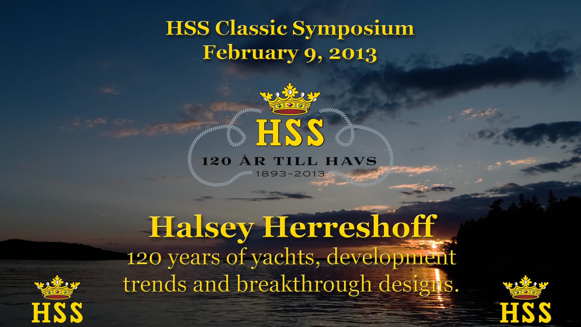 Halsey Herreshoff