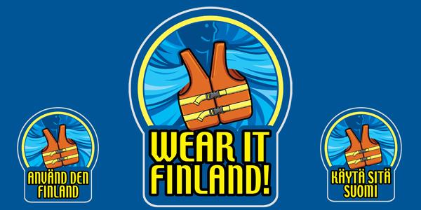 Wear it Finland!