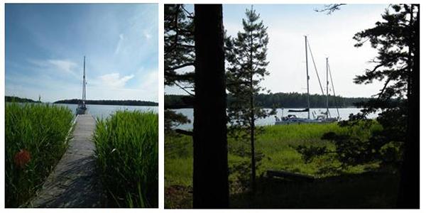 105 Rocks – Lillfjärden – natural harbour
