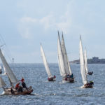 Viaporin Tuoppi – yacht race for wooden boats