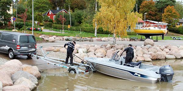 Slipways in Finland