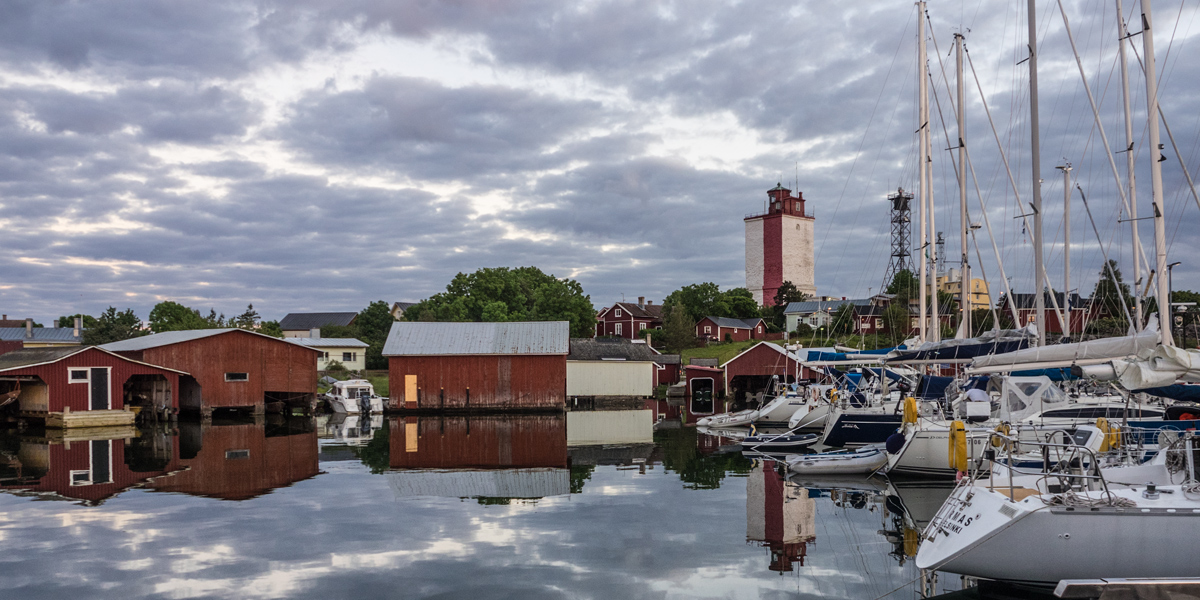 Utö lighthouse island – at the edge of the archipelago