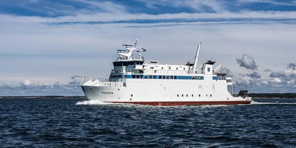 Viggen archipelago ferry