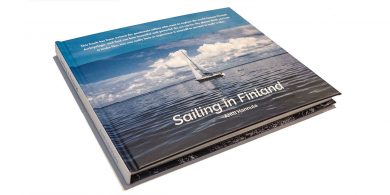 """""""Sailing in Finland"""" guide book review"""