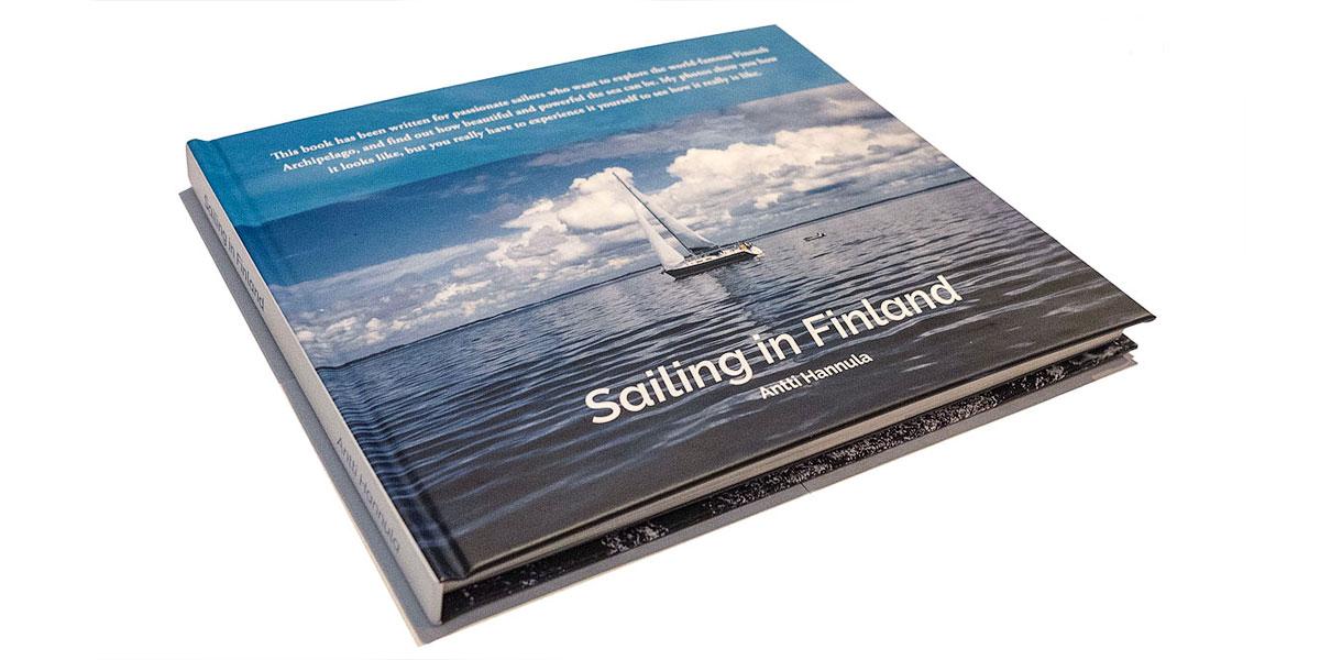 Book: Sailing in Finland