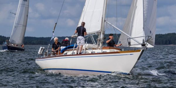 The original Nautor Swan 36 Tarantella