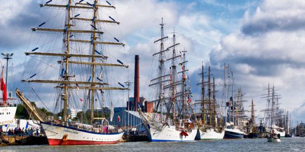 Tall Ships Races Turku 2009