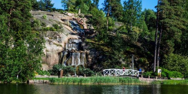 Sapokka water garden