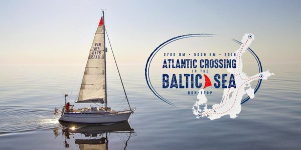 Atlantic crossing in the Baltic Sea