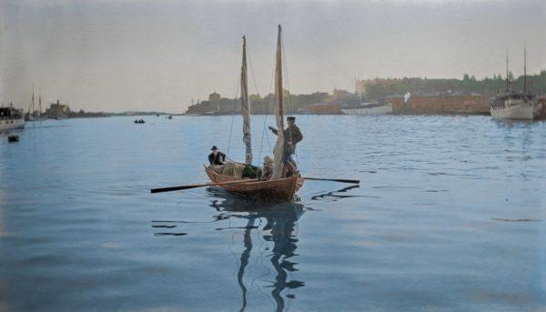 Ivan Timiriasew fishing boat