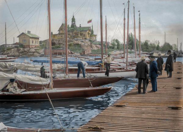 NJK harbor Klippan